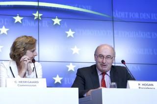 La Comisión, a favor de que el origen sea voluntario en la etiqueta