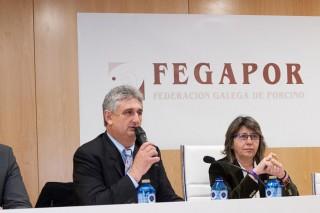 «Los precios del porcino de Galicia se marcan en Alemania»
