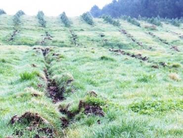 Advierten de la degradación de los suelos agrarios y fértiles de Galicia