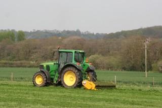 Los tractores usados duplican su peso en el mercado de maquinaria agrícola