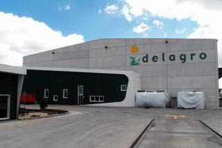 Delagro recibe el premio a la mejor iniciativa cooperativa de 2015 por el Complejo Industrial de As Pontes