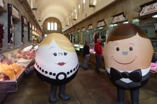 Sólo el 1% de los gallegos está informado del código impreso en el huevo