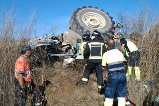 Más de 70 fallecidos en accidentes de tractor desde 2011