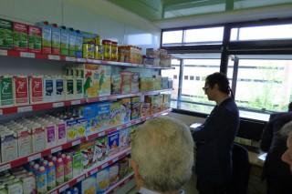 Un laboratorio para ver el comportamiento del consumidor a los productos gallegos