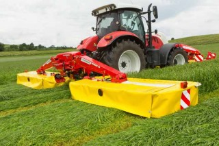 LaXuntaamplía las ayudas para la compra de maquinaria agrícola en común