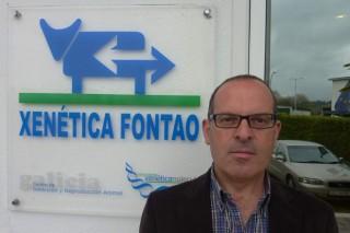 «Sin XenéticaFontao,dominaríanel mercado las empresas de semen extranjeras y a precios mucho mayores»