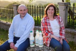 GanaderíaQuintián, un ejemplo de venta directa de la leche