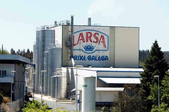 Movilizaciones el 11 de noviembre ante Larsa y Lactalis por el precio de la leche