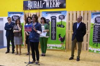 La 1ª RuralWeek trae aLugolo mejor del rural gallego