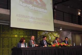 DelagroyUcanortecrean una gran central de compras agrarias para España y Portugal