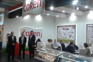 El Grupo Coren busca en Alemania ampliar sus exportaciones