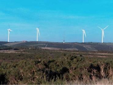 El Sindicato Labrego cuestiona los proyectos eólicos en las sierras orientales de Galicia