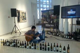 Los vinos del Ribeiro ya tienen canción de Navidad