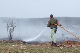 Permitidas las quemas de restos agrícolas a partir del lunes 11 y se reactiva la pesca fluvial