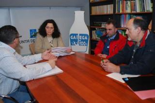 Xunta y Cegacol ultiman un convenio por 2,6 millones de euros para la mejora del rendimiento lechero