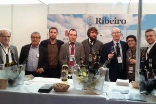 La D.O. Ribeiro presenta en Enofusión la tipicidad y calidad de sus vinos