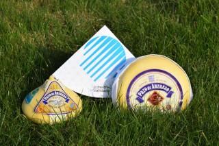 Pazo de Anzuxao, premiado como mejor queso madurado de vaca de España