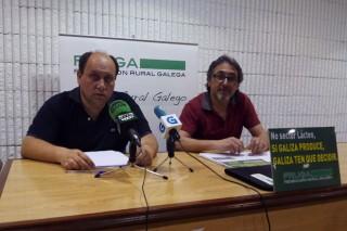 La Fruga pide que la Xunta coordine fusiones orientadas a configurar un grupo lácteo gallego
