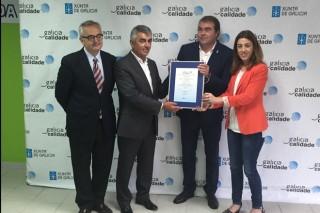 El Grupo Sada suma su Pollo Cuk al sello Galicia Calidade