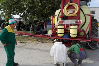 Novedades para este año en las inspecciones de los equipos fitosanitarios