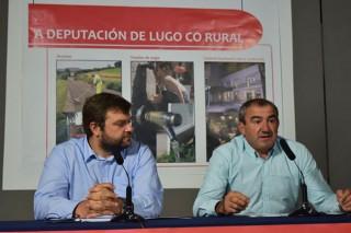 Abierta la solicitud de las ayudas de la Diputación de Lugo para el rural