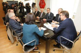 La integración de Feiraco, Os Irmandiños y Melisanto se llamará Cooperativas Lácteas Unidas