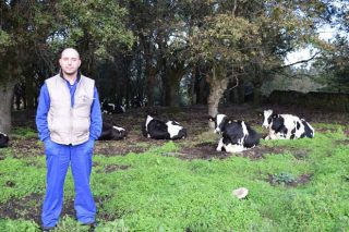 """""""Con el pastoreo bajo los costes de alimentación a menos de 3 euros día por vaca"""""""