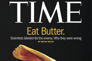 El consumo de mantequilla en Estados Unidos supera al de la margarina tras 50 años