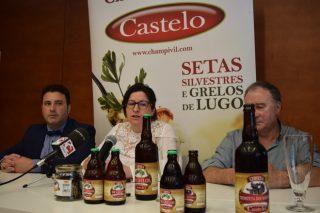 Sacan al mercado la primera cerveza gallega de grelos de Lugo