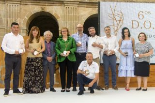 Ramón do Casar Treixadura 2016 y Elisa Collarte 2016  premiados como los mejores vinos de la D.O. Ribeiro