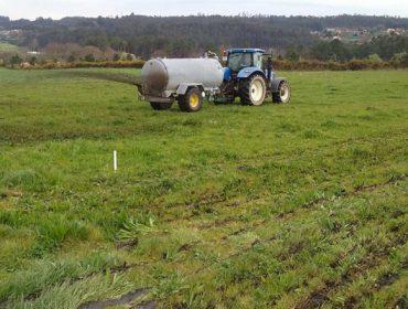 El decreto de fertilización sostenible prohibirá la aplicación de purines en plato o abanico
