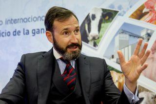 El gallego Francisco Nomdedéu asume la Dirección General de AgroCantabria