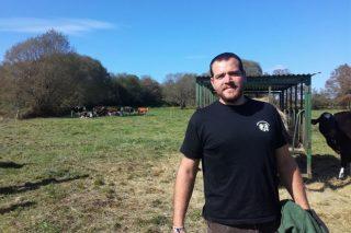 «En el futuro las granjas de leche o serán muy intensivas o ecológicas»