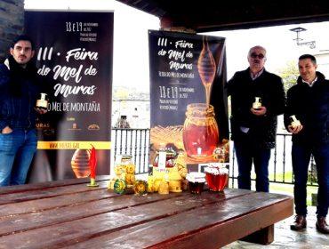La miel monofloral de José Antonio Permuy elegida ganadora de la IV Cata de la Miel de Montaña de Muras