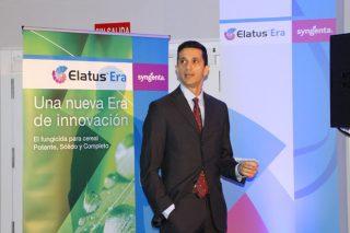 Syngenta lanza ELATUSTM Era, una nueva tecnología de protección vegetal frente a las principales enfermedades fúngicas del cereal