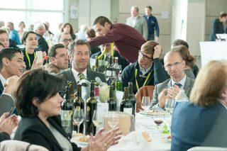 Vinos gallegos premiados en el concurso de vinos Casino de Madrid