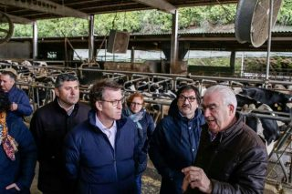 La Cooperativa Agraria Provincial presenta el proyecto de la granja A Esperanza