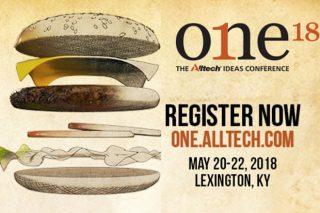 ONE: The Alltech Ideas Conference  ofrecerá una perspectiva global al sector del vacuno de carne