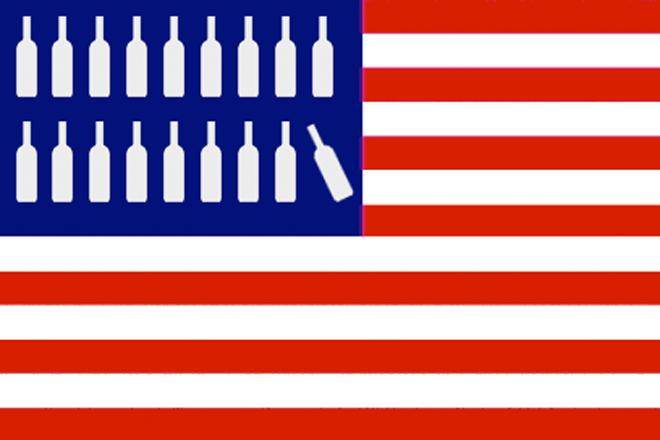 Así evolucionan las ventas de vinos a Estados Unidos, el principal importador mundial