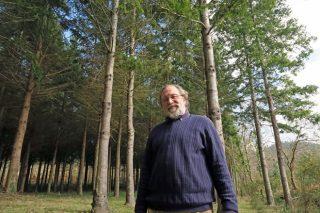 """""""Nos autoengañamos plantando tanto eucalipto, toca ir haciendo un cambio"""""""