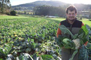 Xulio Rodríguez: Un ejemplo de profesionalización en el sector de la huerta en Galicia