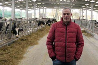 Ganadería Varela, leche de calidad y ahorro energético