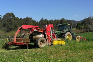 Piden menos trabas burocráticas para la circulación en vías públicas de los aperos agrícolas