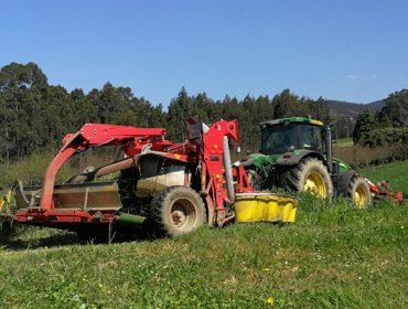 Listado de las 36 cooperativas gallegas que recibieron ayudas para compra de maquinaria