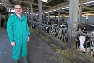 «Cuanto menos me enfado con las vacas más leche dan»