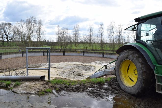 Francia obligará al enterrado del purín para 2025...pero con excepciones