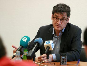 Cesado Tomás Fernández Couto como director xeral de Defensa do Monte