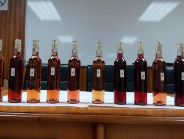 La DO. Valdeorras iniciará los trámites para amparar los vinos rosados