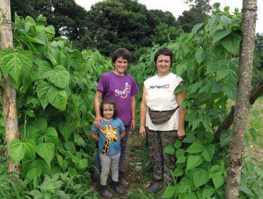 Jornada de puertas abiertas en granjas de A Mariña y de Asturias