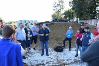 Expertos europeos en el sector lácteo visitarán esta semana Galicia